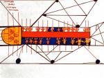 Sef van Mulken: 'Vliegtuig met parachutisten 2' (2010)